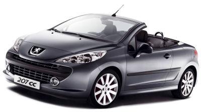 Reprenant le concept tr�s porteur du coup�-cabriolet que Peugeot a d�mocratis� avec la Peugeot 206 CC, cette Peugeot 207 CC corrige certaines lacunes de sa devanci�re (notamment au niveau de l'habitabilit� des places arri�re), et permet � Peugeot de diversifier sa gamme 207 et de conqu�rir de nouvelles parts de march�.